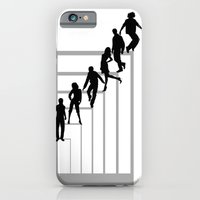 iPhone & iPod Case featuring Step Dance by Hahn Pampas