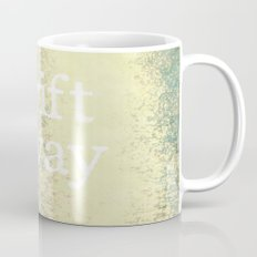 Drift Away  Mug