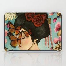 The Exploitation of Butterfly iPad Case