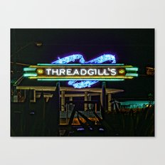 Threadgills ~ Austin, Texas Canvas Print