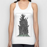 Swallow In The Sea Unisex Tank Top