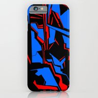 iPhone & iPod Case featuring Nightlines by feliciadouglass