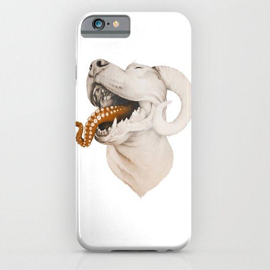 Octodog iPhone & iPod Case