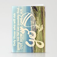 Adventure Quote, Hot Air… Stationery Cards