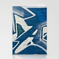 Bristol Graffiti 01 Stationery Cards