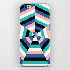 Heptagon Quilt 3 iPhone & iPod Skin