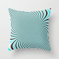 Psy Throw Pillow