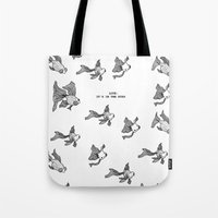 Love: It's In the Eyes Tote Bag