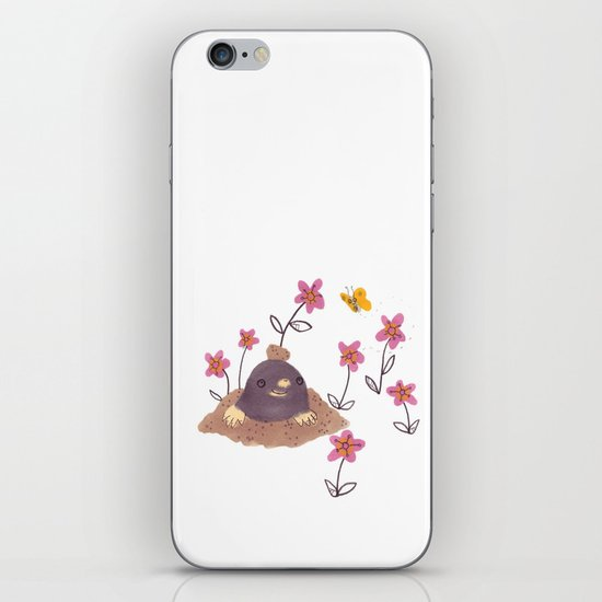 Hello Mole! iPhone & iPod Skin