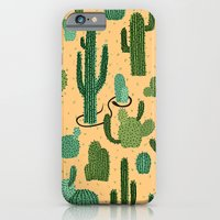 The Snake, The Cactus An… iPhone 6 Slim Case