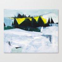 Variations 5  Canvas Print