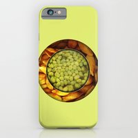 Pasta + Beans iPhone 6 Slim Case