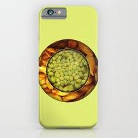 Pasta + Beans iPhone 6 Slim Case