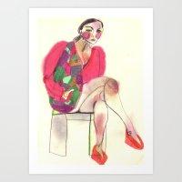 Study #27 Art Print
