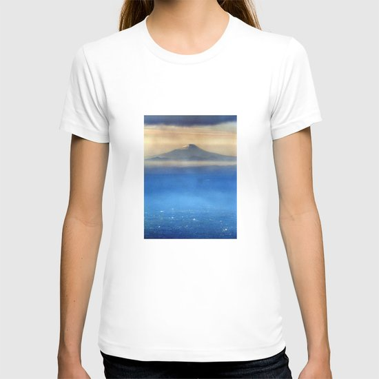 Fuji-san (富士山) original version T-shirt