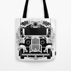 jeep ni erap Tote Bag