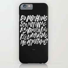 AS NOTHING Slim Case iPhone 6s