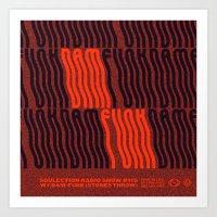 Dam-Funk Art Print