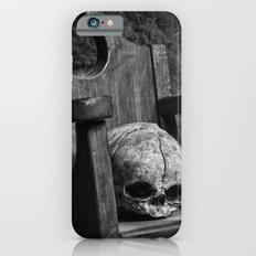 Rocking Skull iPhone 6s Slim Case