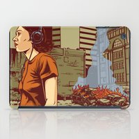 Locals Only - Portland, … iPad Case