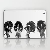 Lions And Bears Party Laptop & iPad Skin