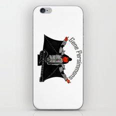 gene persimmons iPhone & iPod Skin