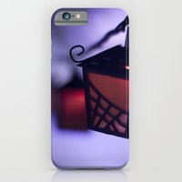 iPhone & iPod Case featuring halloween lanterns by rachel kelso