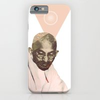 iPhone & iPod Case featuring ℳahatma by mercury morning