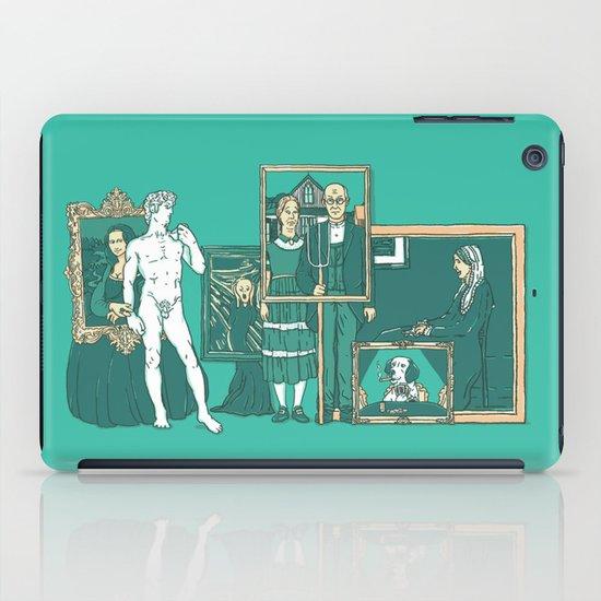 Meeting the parents iPad Case