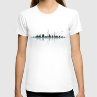 T-shirt featuring Music City by Jorge Lopez