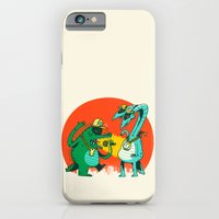 Kaiju Rap Battle iPhone 6 Slim Case