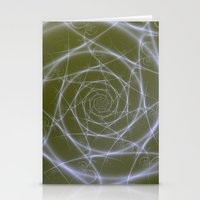 Fibre Optic Soup Stationery Cards