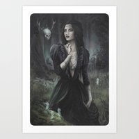The Fate Art Print