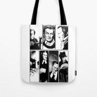 Cushing Horrors Tote Bag