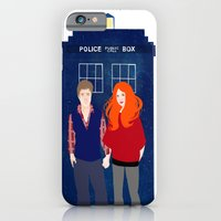 iPhone & iPod Case featuring Come along, Ponds. by keygrin