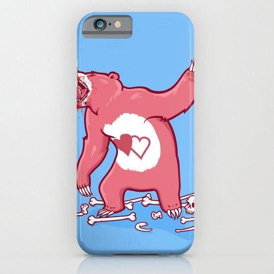 Terror Bear iPhone & iPod Case