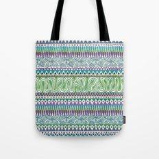 Tribal Spring Tote Bag
