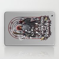 Lord of MAgnetism and Wizardry Laptop & iPad Skin