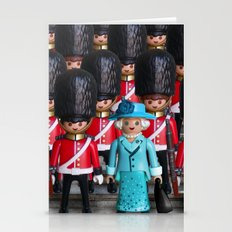 QUEEN'S GUARD Stationery Cards