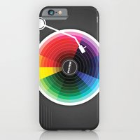 iPhone & iPod Case featuring Pantune - The Color of Sound by Davies Babies