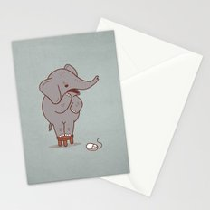 Irrational Fears Stationery Cards