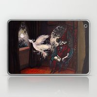 The Sorcerer and the Simourgh  Laptop & iPad Skin