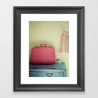 My Favorite Spot. Framed Art Print