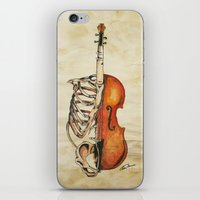 Live.  iPhone & iPod Skin