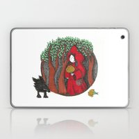 Wolf Bait Laptop & iPad Skin