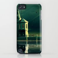 iPod Touch Cases featuring Castle in the Water by Schwebewesen • Romina Lutz