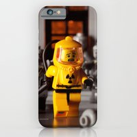 iPhone & iPod Case featuring Outbreak by powerpig