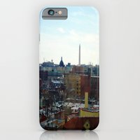 Washington DC Rooftops iPhone 6 Slim Case