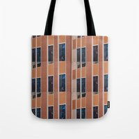 Building To Building: Ch… Tote Bag