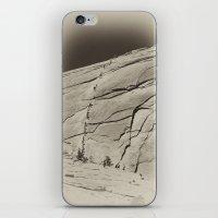 Yosemite Half Dome Hiker… iPhone & iPod Skin